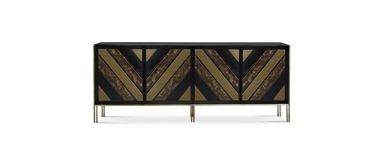 Statement Pieces for Your Living Room from Koket's Newest Additions statement pieces Statement Pieces for Your Living Room from Koket's Newest Additions opium cabinet 1
