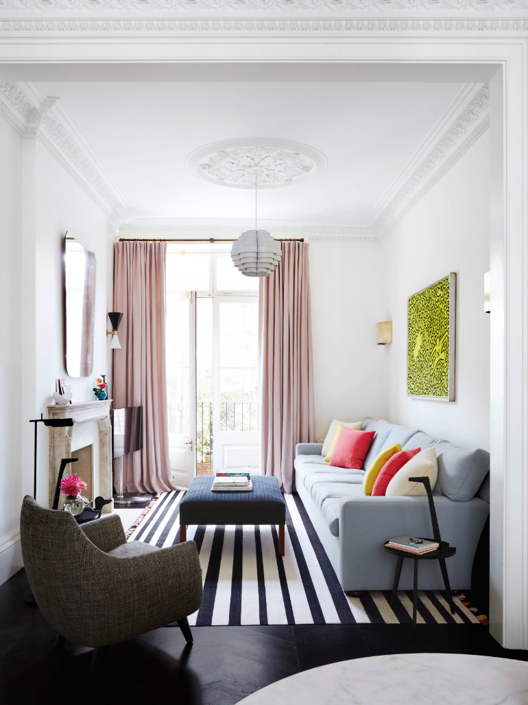 How To Make Your Small Living Room Look Bigger