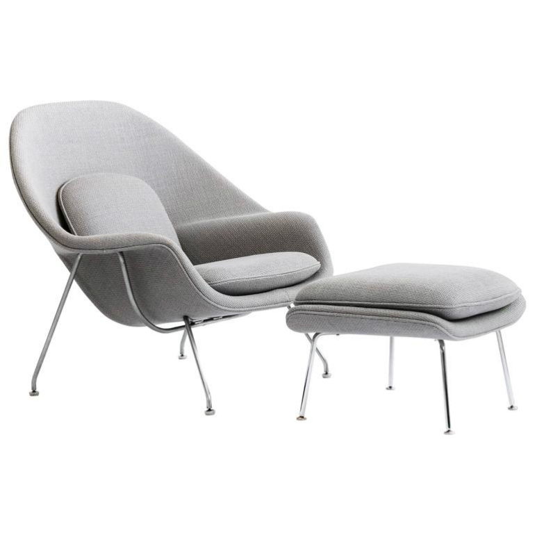 10 Armchairs for a Modern Living Room You Need to Have modern living room 10 Armchairs for a Modern Living Room You Need to Have womb chair