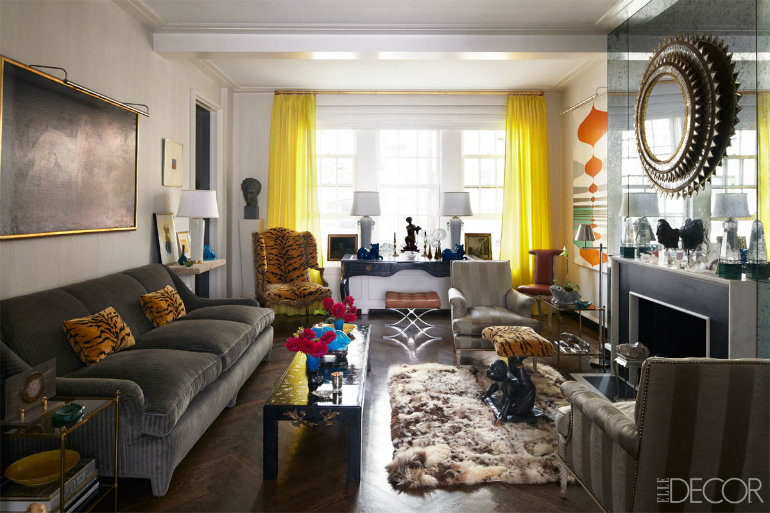 Wall Colour Inspiration: The Best Colors For Your Living Room This Fall