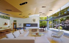 Living Room Inspiration: California Modern House Design