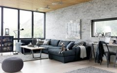 5 Inspiration Settings for an Industrial Living Space