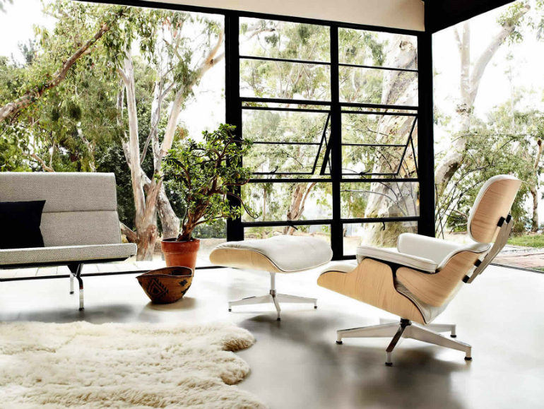 Living Room Essentials: Eames Lounge Chair and Ottoman eames lounge chair Living Room Essentials: Eames Lounge Chair and Ottoman Eames1