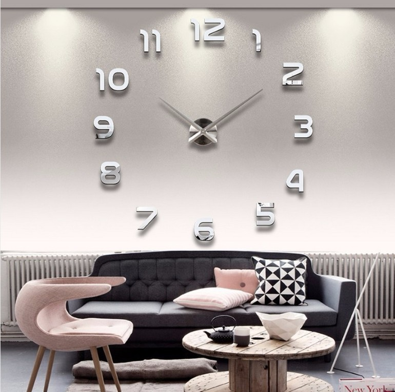 Superb Elevate Your Living Room Design By Using Clocks Living Room Design Elevate  Your Living Room Design