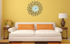 Elevate Your Living Room Design by Using Clocks