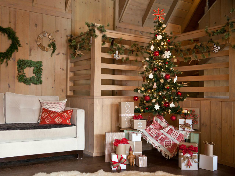 Get Ready for Christmas with These Vintage Living Room Ideas living room ideas Get Ready for Christmas with These Vintage Living Room Ideas Get Ready for Christmas with These Vintage Living Room Ideas 6