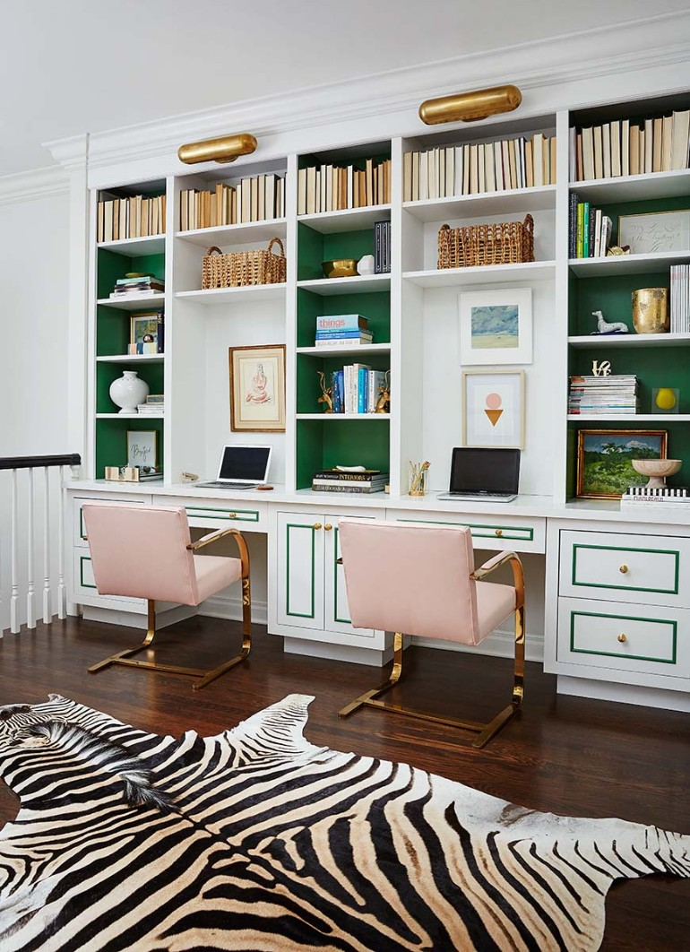 Living Room Ideas: Vintage Home Libraries – Living Room Ideas