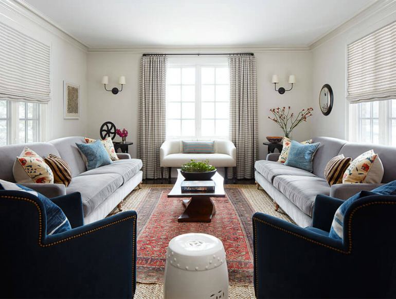 Living Room Inspiration: Traditional Modern Home in Central Park modern home Living Room Inspiration: Traditional Modern Home in Central Park Living Room Inspiration Traditional Modern Home in Central Park 5