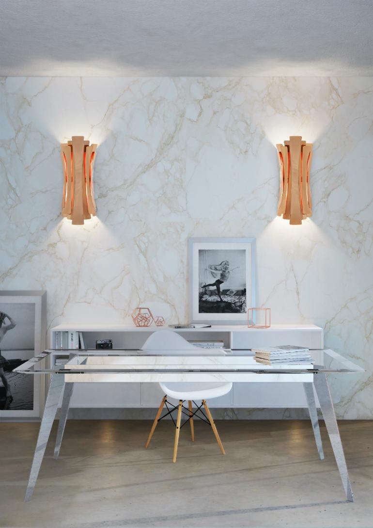 TRENDZINE: The Best Online Mid-Century Design Magazine design magazine TRENDZINE: The Best Online Mid-Century Design Magazine delightfull etta wall lamp ambience