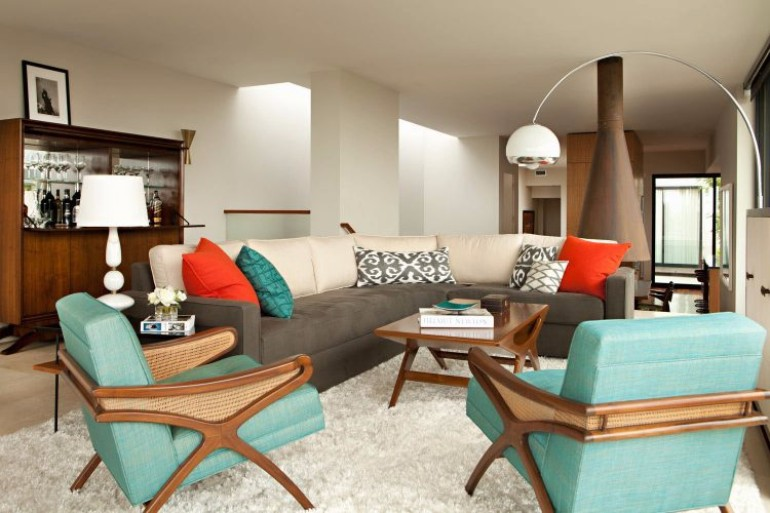 inspiring mid-century modern living room designs living room designs 10 Inspiring Mid-Century Modern Living Room Designs inspiring mid century modern living room designs 4