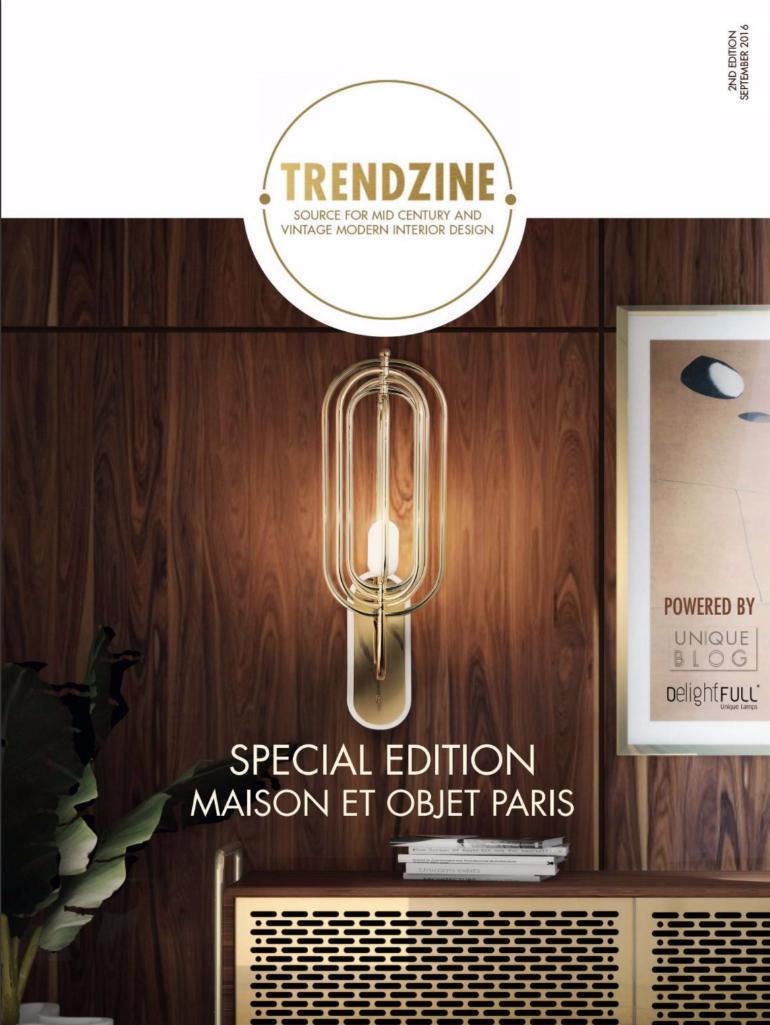 TRENDZINE: The Best Online Mid-Century Design Magazine design magazine TRENDZINE: The Best Online Mid-Century Design Magazine trendzine 2