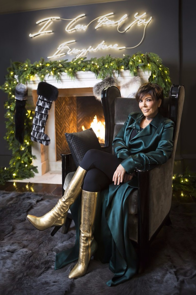 Kris Jenner's Winter Wonderland Christmas Decor christmas decor Kris Jenner's Winter Wonderland Christmas Decor Kris Jenners Winter Wonderland Christmas Decor 1