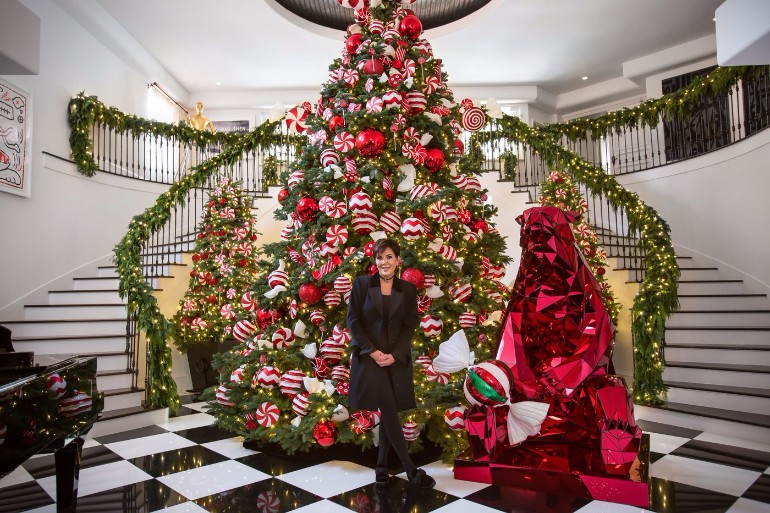 Kris Jenner's Winter Wonderland Christmas Decor christmas decor Kris Jenner's Winter Wonderland Christmas Decor Kris Jenners Winter Wonderland Christmas Decor 5