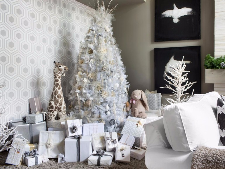 Living Room Ideas for a Very Scandinavian Christmas scandinavian christmas Living Room Ideas for a Very Scandinavian Christmas Living Room Ideas for a Very Scandinavian Christmas 3