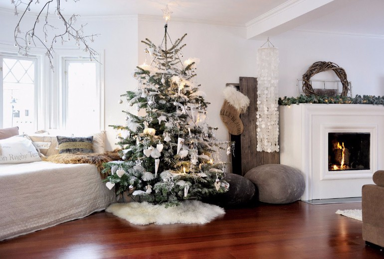 Living Room Ideas for a Very Scandinavian Christmas scandinavian christmas Living Room Ideas for a Very Scandinavian Christmas Living Room Ideas for a Very Scandinavian Christmas 5