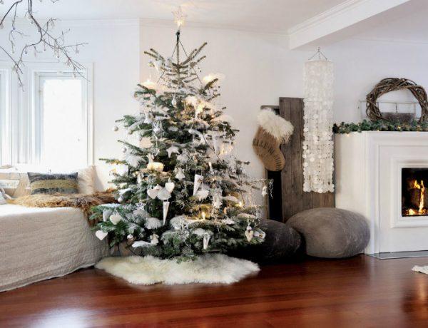 Living Room Ideas for a Very Scandinavian Christmas