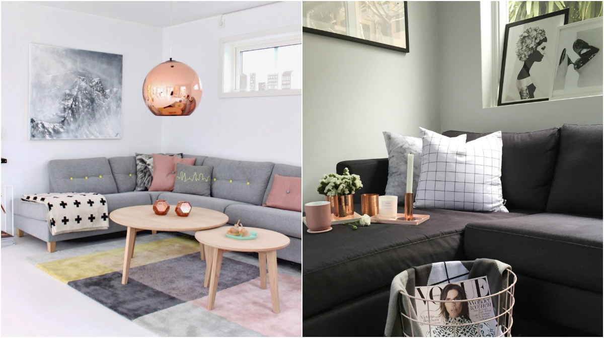 Pinterest Unveils 2017s Living Room Decor Trends Living Room Ideas