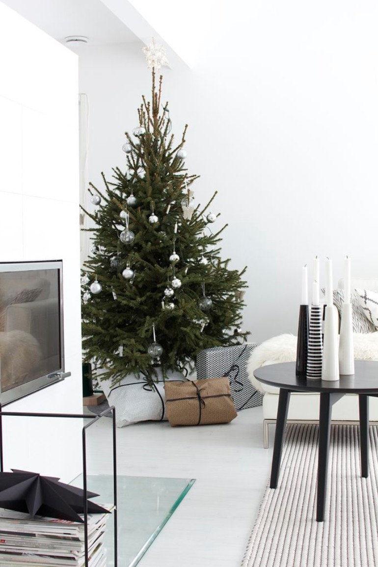 Scandinavian Christmas Trees for Your Holiday Living Room Decor scandinavian christmas Scandinavian Christmas Trees for Your Holiday Living Room Decor Scandinavian Christmas Trees for Your Holiday Living Room Decor 2