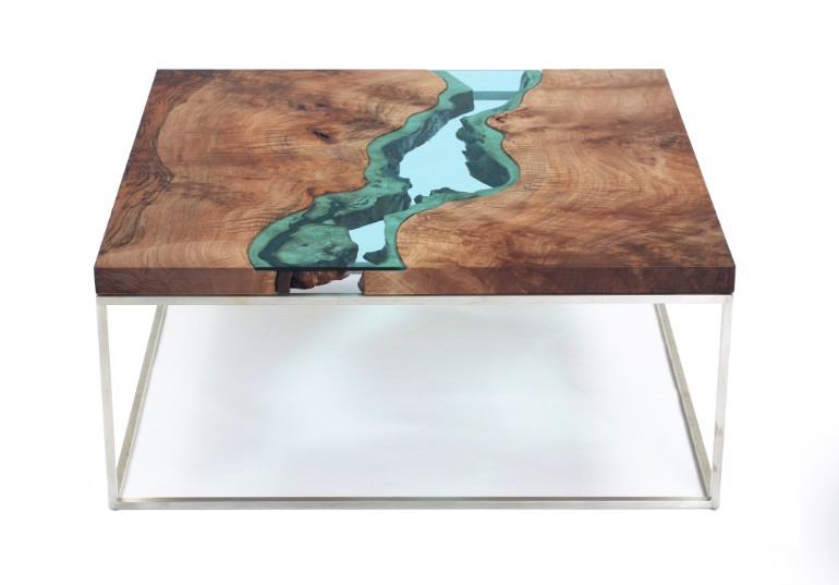 Stunning Coffee Tables Designed To Look Like Ethereal