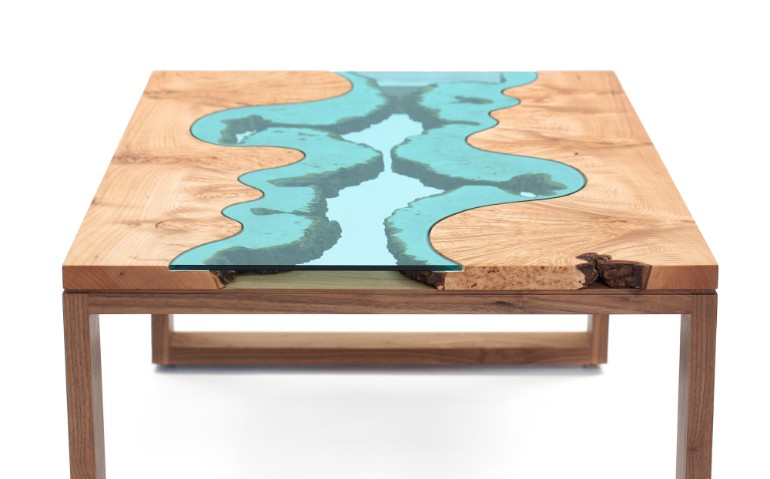Stunning CoffeeTables Designed to Look Like Ethereal Rivers coffee tables Stunning Coffee Tables Designed to Look Like Ethereal Rivers Stunning Coffee Table Designed to Look Like an Ethereal River 9