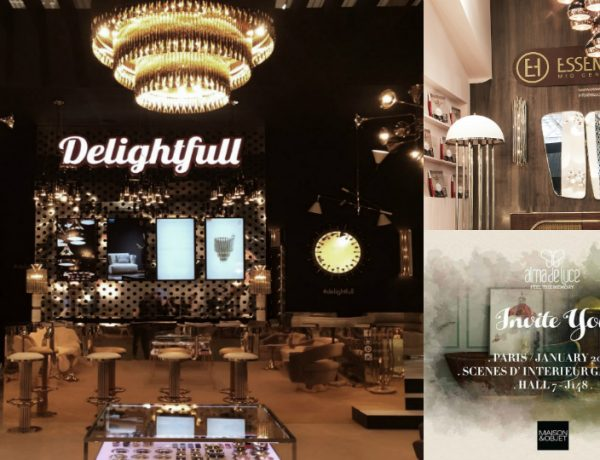 Top 10 Luxury Brands You Have to See at Maison et Objet 2017