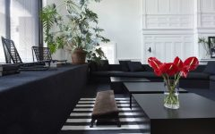 Untouched 1970s Modern Home with Iconic Living Room