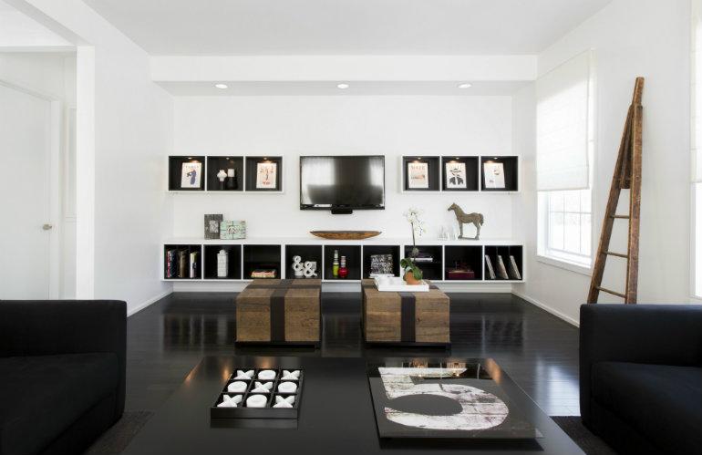 Living Room Ideas: TV Wall Design living room ideas Living Room Ideas: TV Wall Design 12