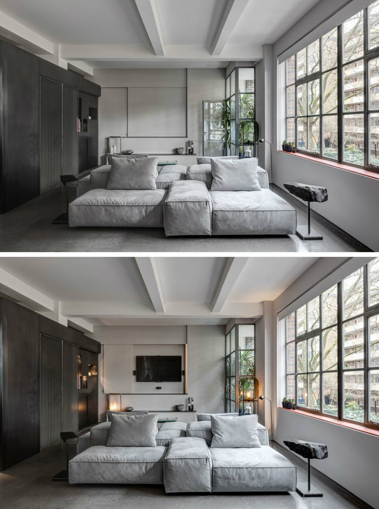 Living Room Ideas: TV Wall Design living room ideas Living Room Ideas: TV Wall Design 13