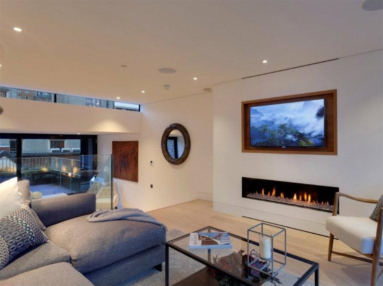 Living Room Ideas Tv living room ideas: tv wall design – living room ideas