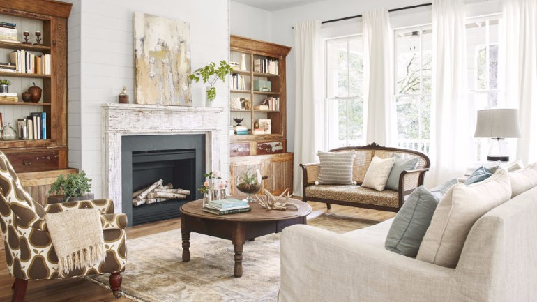 Cozy Living Rooms to Warm Up Your House All Winter Long – Living ...