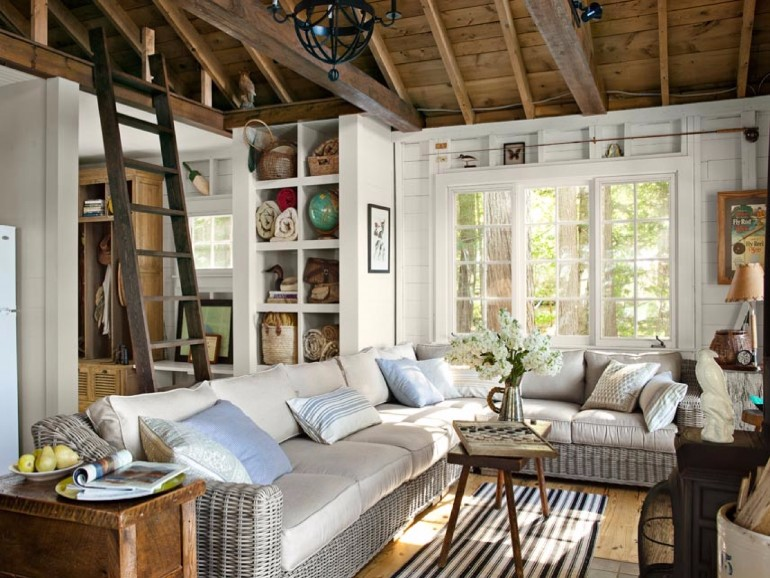 Cozy Living Rooms To Warm Up Your House All Winter Long Cozy Living Room Cozy  Living