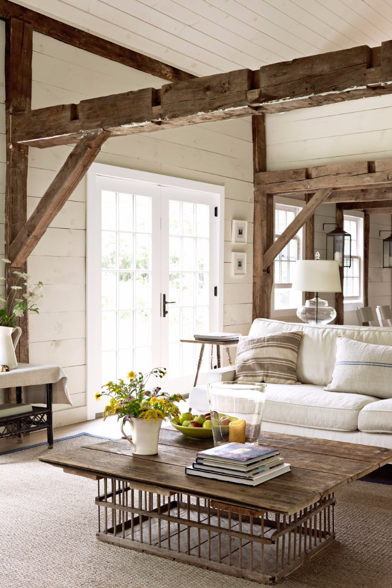 Cozy Living Room: Cozy Living Rooms To Warm Up Your House All Winter Long