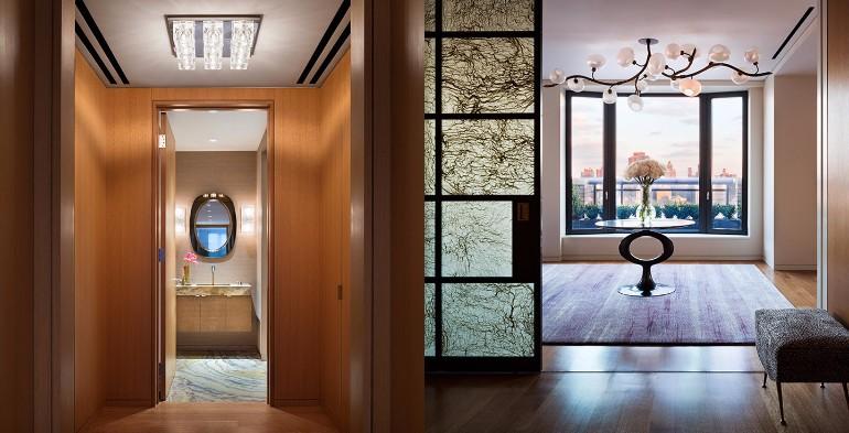 modern living room Discover Steven Harris' Modern Living Room in Central Park West Discover Steven Harris    Modern Home in Central Park West 5