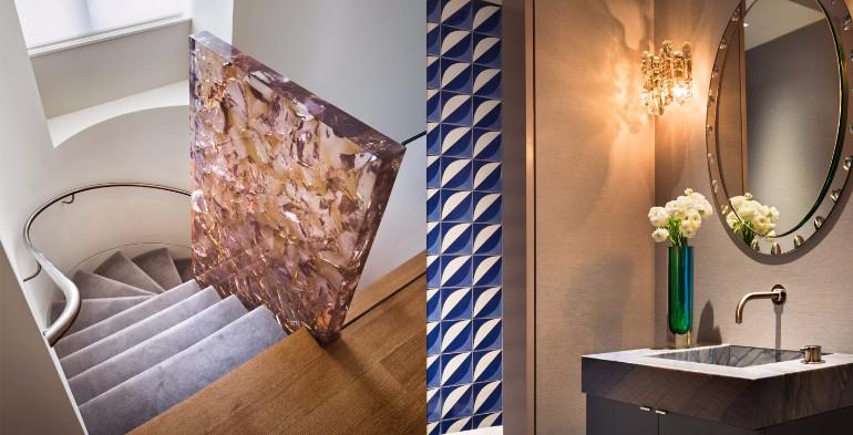 modern living room Discover Steven Harris' Modern Living Room in Central Park West Discover Steven Harris    Modern Home in Central Park West 6