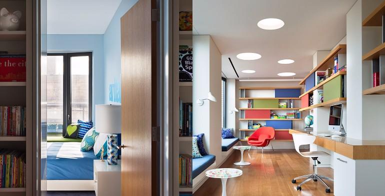 modern living room Discover Steven Harris' Modern Living Room in Central Park West Discover Steven Harris    Modern Home in Central Park West 7