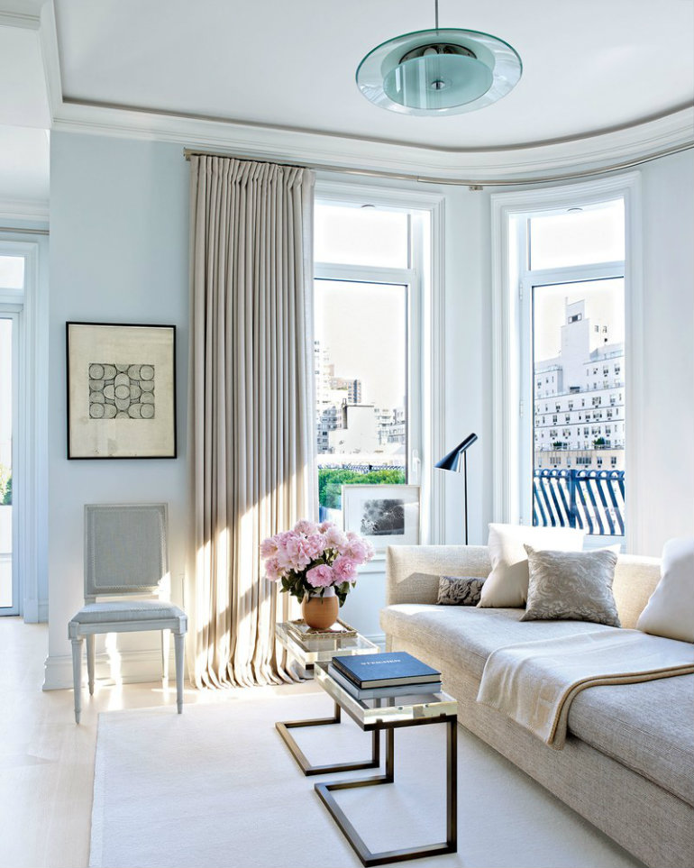 Living Room Inspiration Living Room Inspiration: Luxury Apartment In New  York City Living Room Inspiration