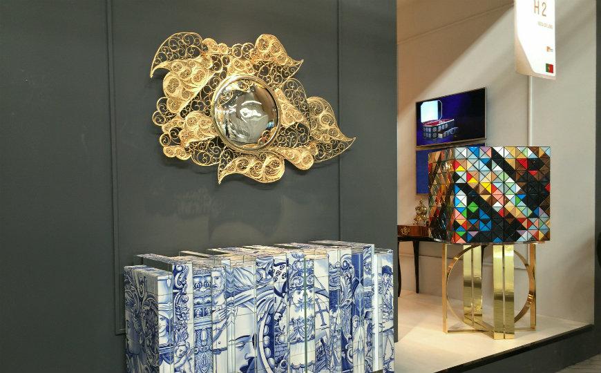 Maison et objet 2017 the best luxury interior design brands for Objet maison design