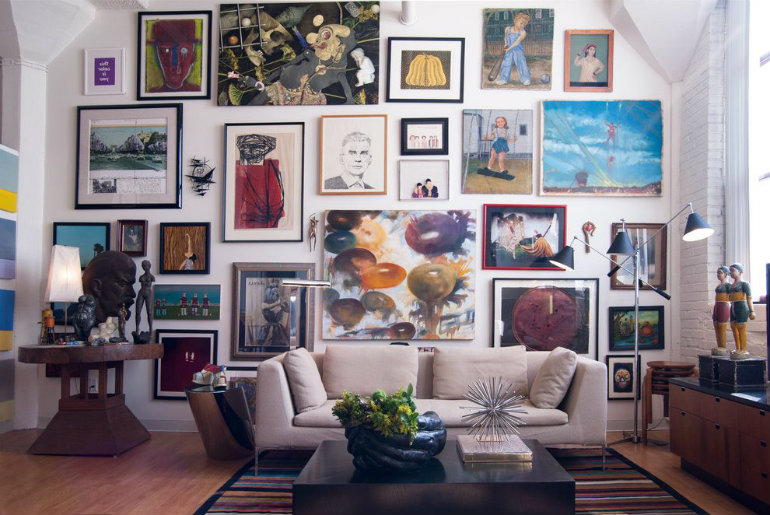 Best Art For Living Room: The Best Ways To Display Art In Your Living Room Decor