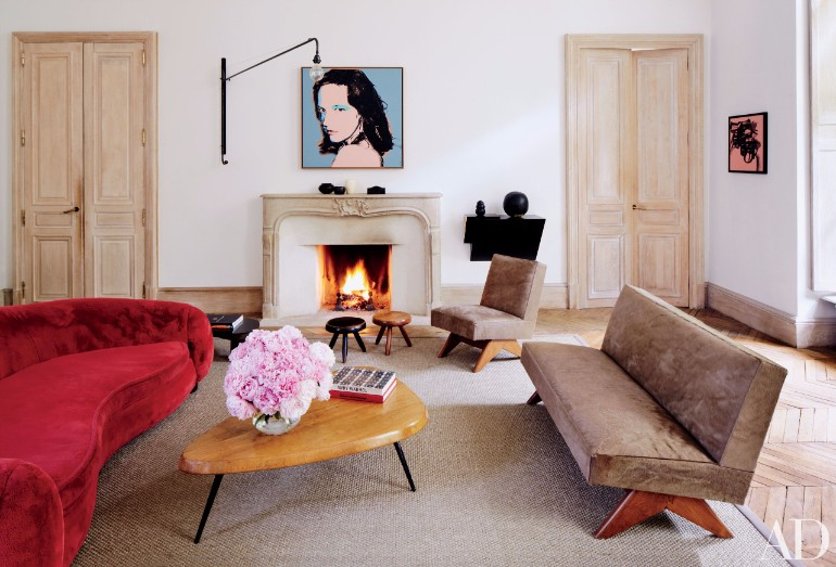 Charming Why Parisian Living Rooms Are The Most Luxurious (11) Parisian Living Room  Why Parisian