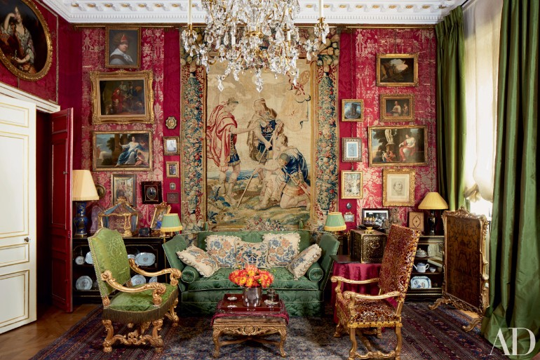 why parisian living rooms are the most luxurious 11 parisian living room why parisian - Most Luxurious Living Rooms