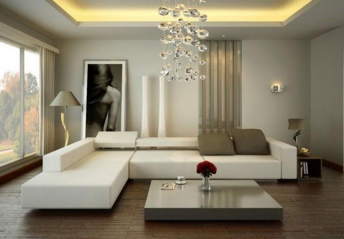 7 Living Room Lighting Ideas