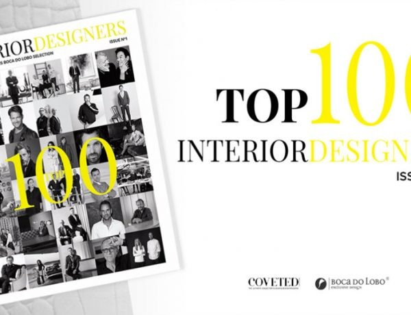 Coveted Magazine Launches World's Best Top Interior Designers List (1)