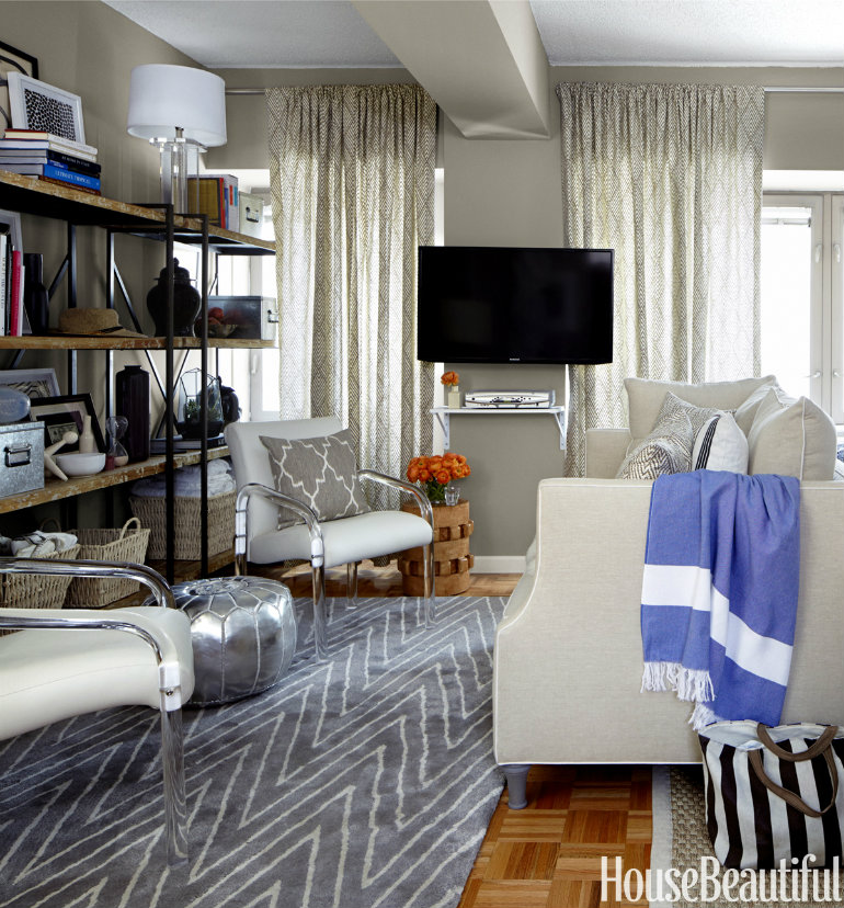 Living Room Design Ideas For Small Spaces: How To Save Space In A Small Living Room