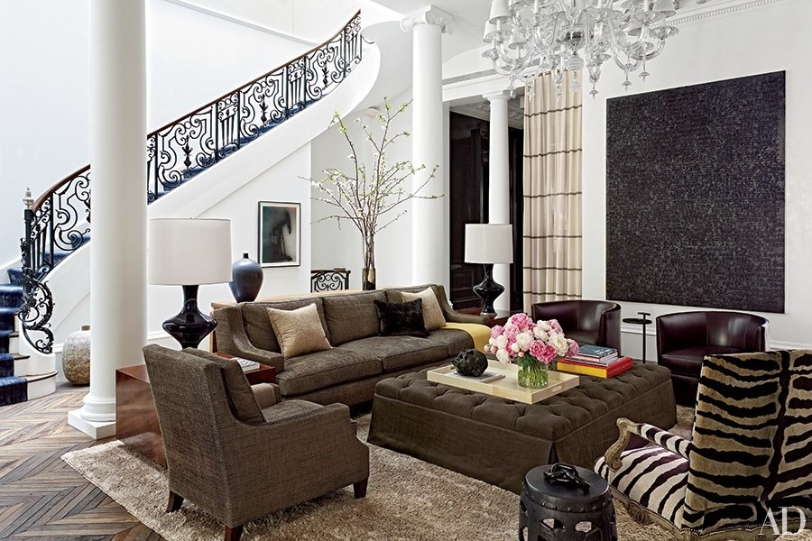 How To Use Animal Prints In Your Living Room Decor Living Room Ideas