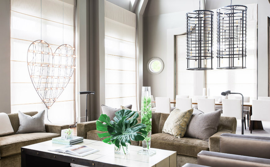 Living Room Ideas for a Romantic Valentine's Day