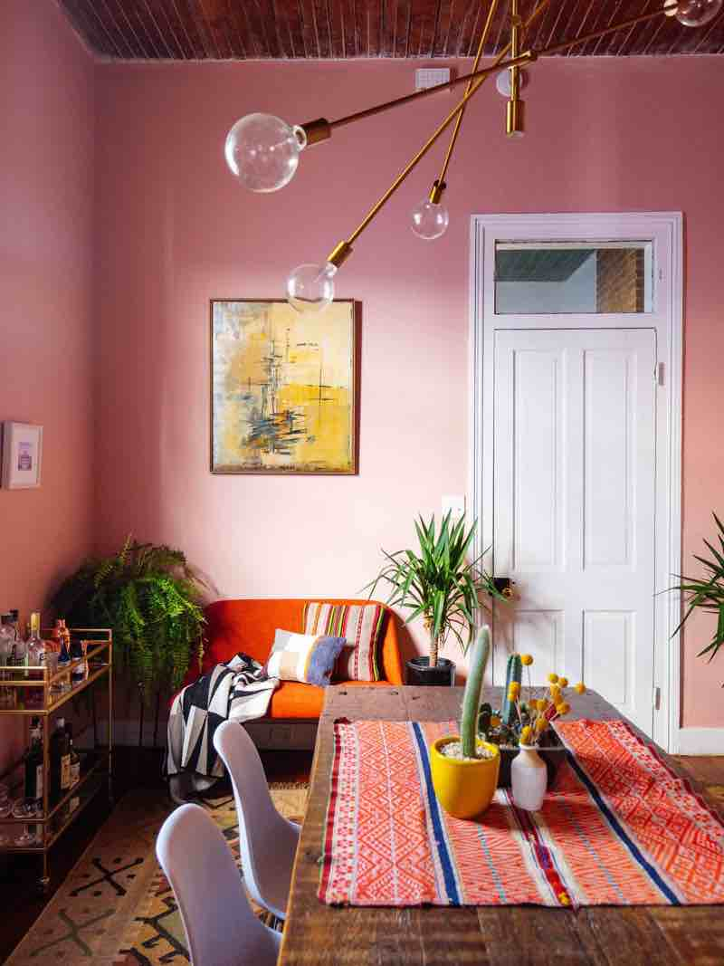 living room inspiration home filled with vintage decor in new orleans