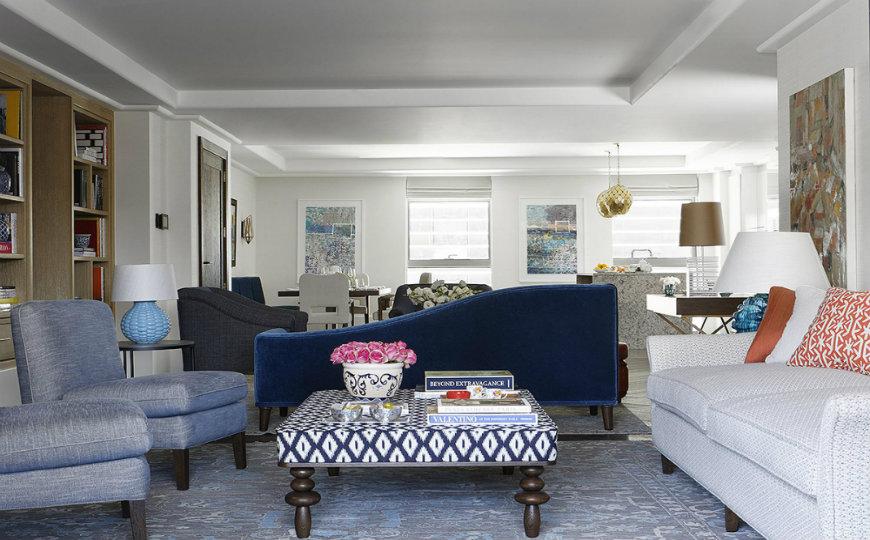 Living Room Furniture - Magazine cover