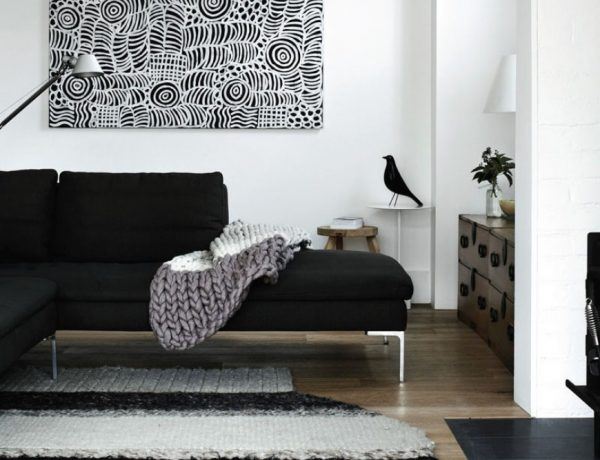 How to create a warm living room