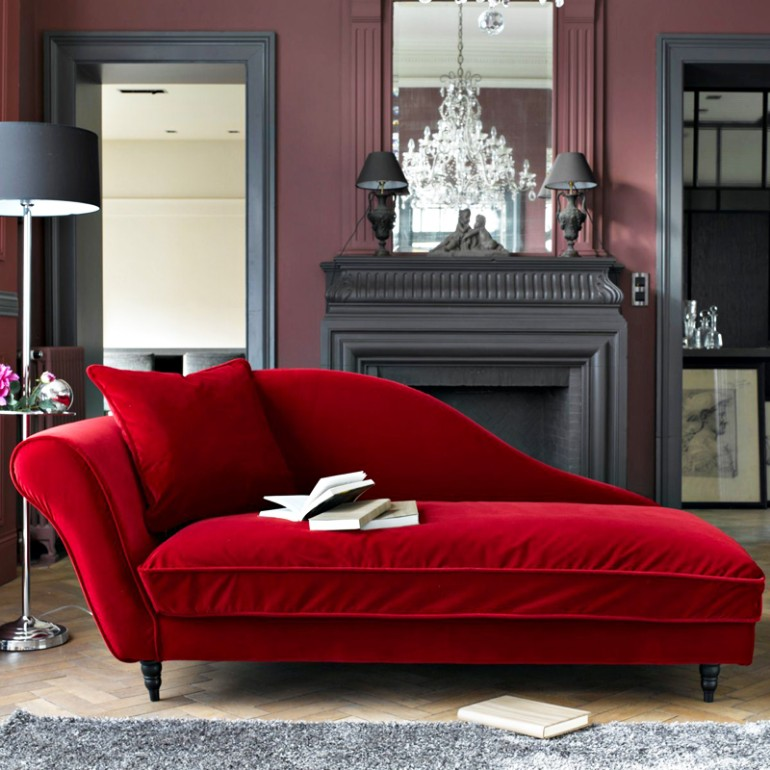 10 GORGEOUS RED ACCENT LIVING ROOMS living rooms 10 Gorgeous Red Accent Living Rooms 10 GORGEOUS RED ACCENT LIVING ROOMS4