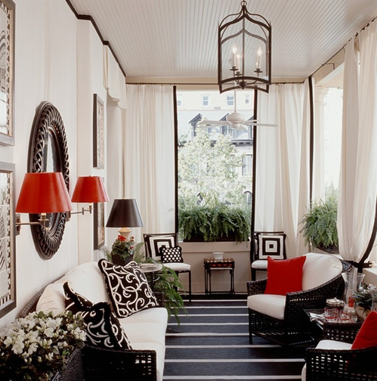 10 GORGEOUS RED ACCENT LIVING ROOMS living rooms 10 Gorgeous Red Accent Living Rooms 10 GORGEOUS RED ACCENT LIVING ROOMS5